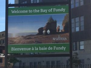 St John Bay of Fundy