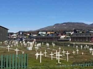 cemetery in Nuuk