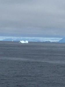 Iceberg off of Greenland
