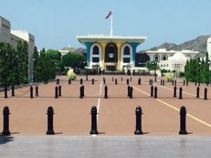 outsiide palace