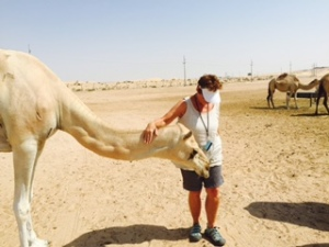 pat and camel